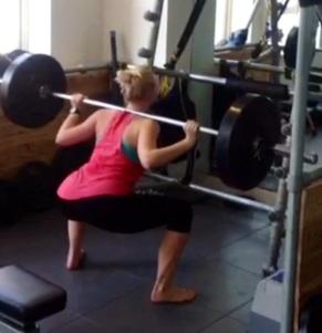 squat 60kg